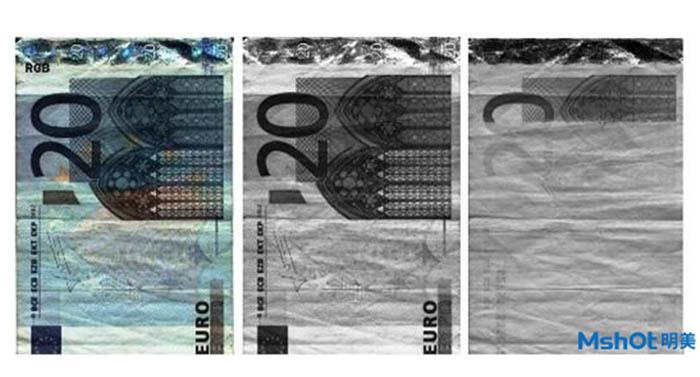 红外技术在检验货币真伪领域的应用