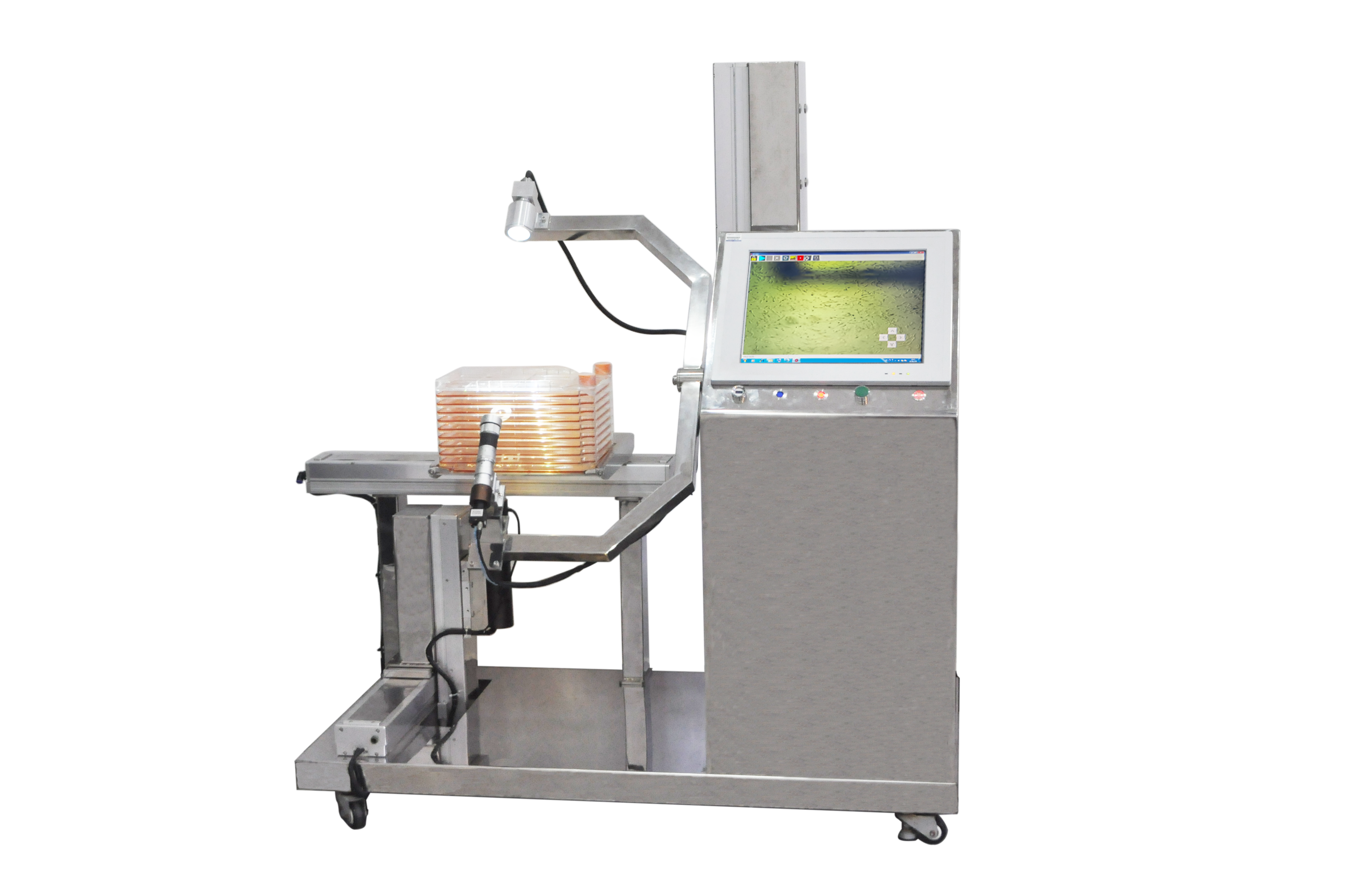 多层细胞工厂成像仪