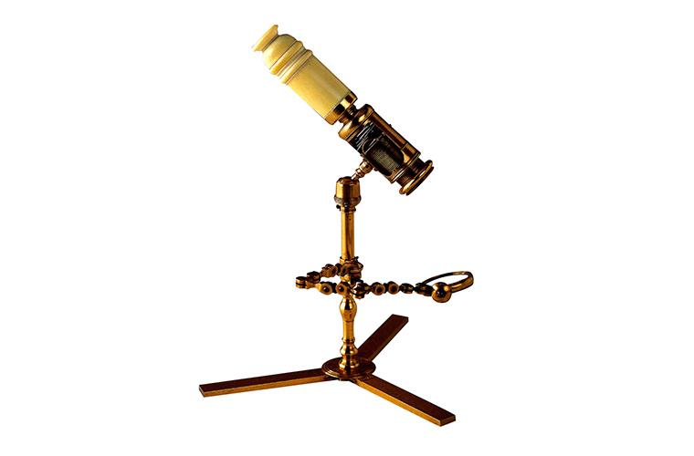 显微镜的发展历史